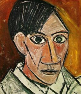 primeras pinturas de pablo picasso