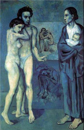 Cronología de la vida de Pablo Picasso, 1881 a 1973 4