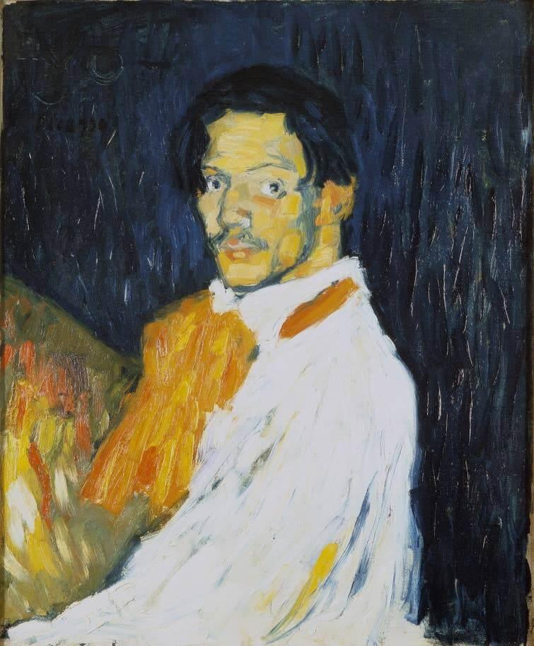 Picasso periodo Cabaret 20