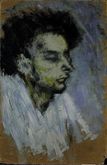 Picasso periodo Cabaret 80