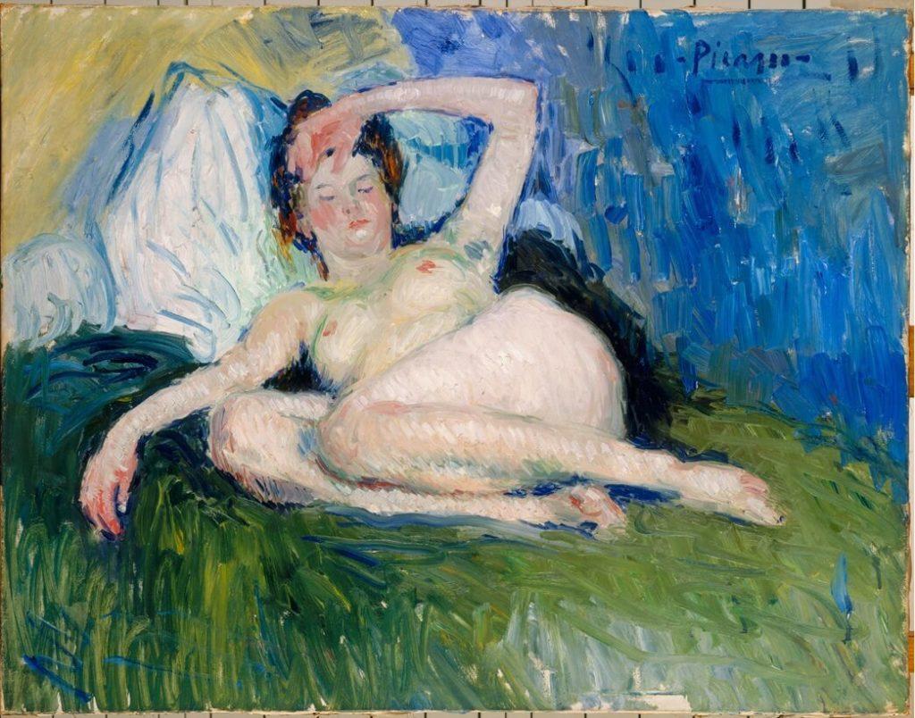 Picasso periodo Cabaret 61