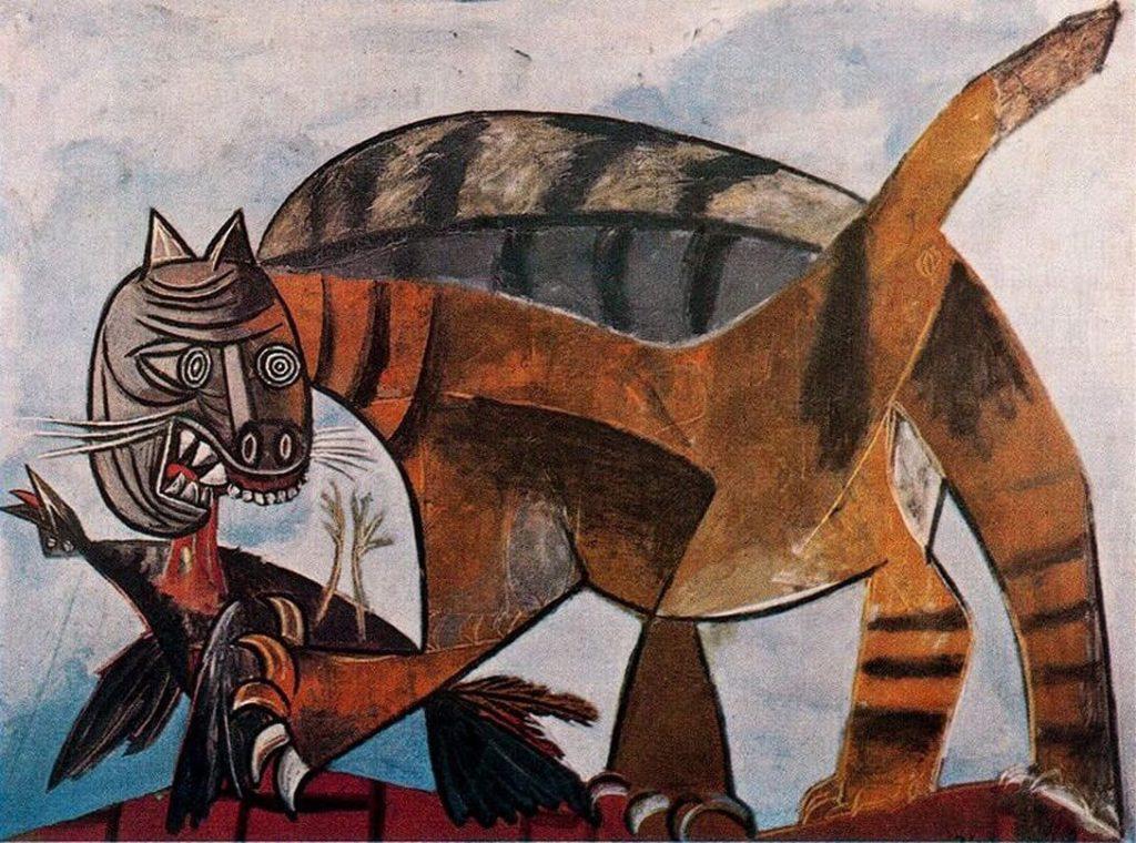 Cronología de la vida de Pablo Picasso, 1881 a 1973 14