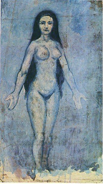 Periodo azul de Picasso 40