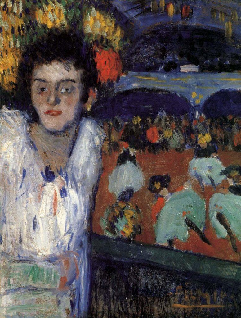 Picasso periodo Cabaret 53