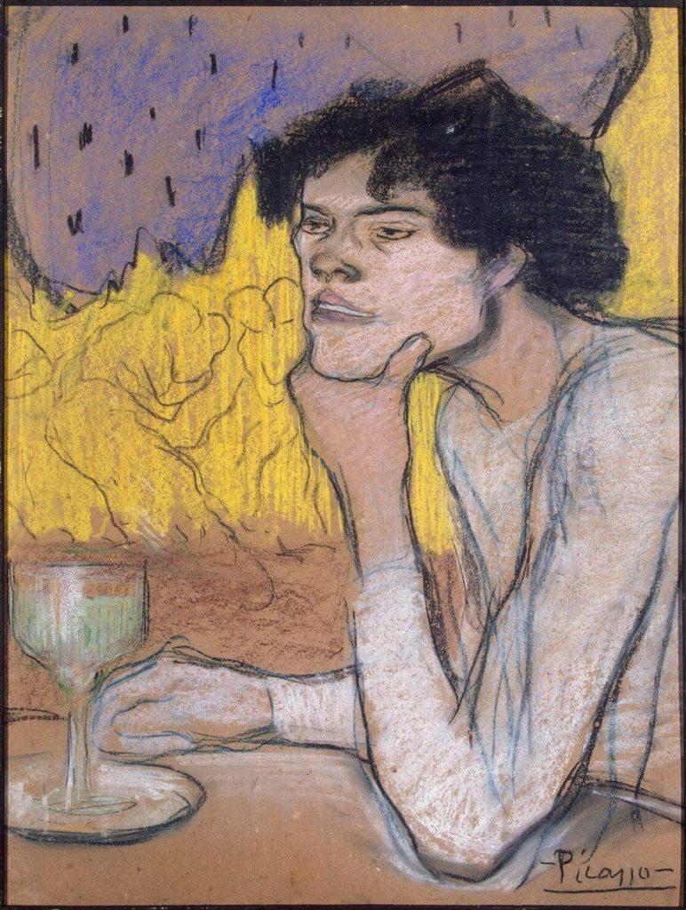 Picasso periodo Cabaret 69