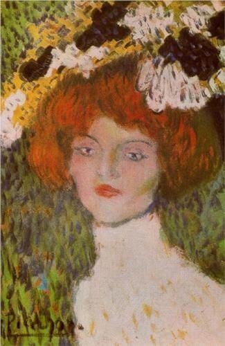 Picasso periodo Cabaret 49