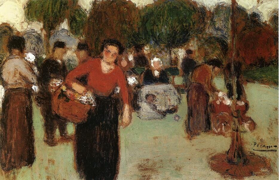 Picasso periodo Cabaret 29