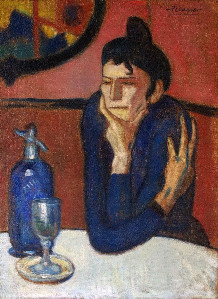 Picasso periodo Cabaret 72