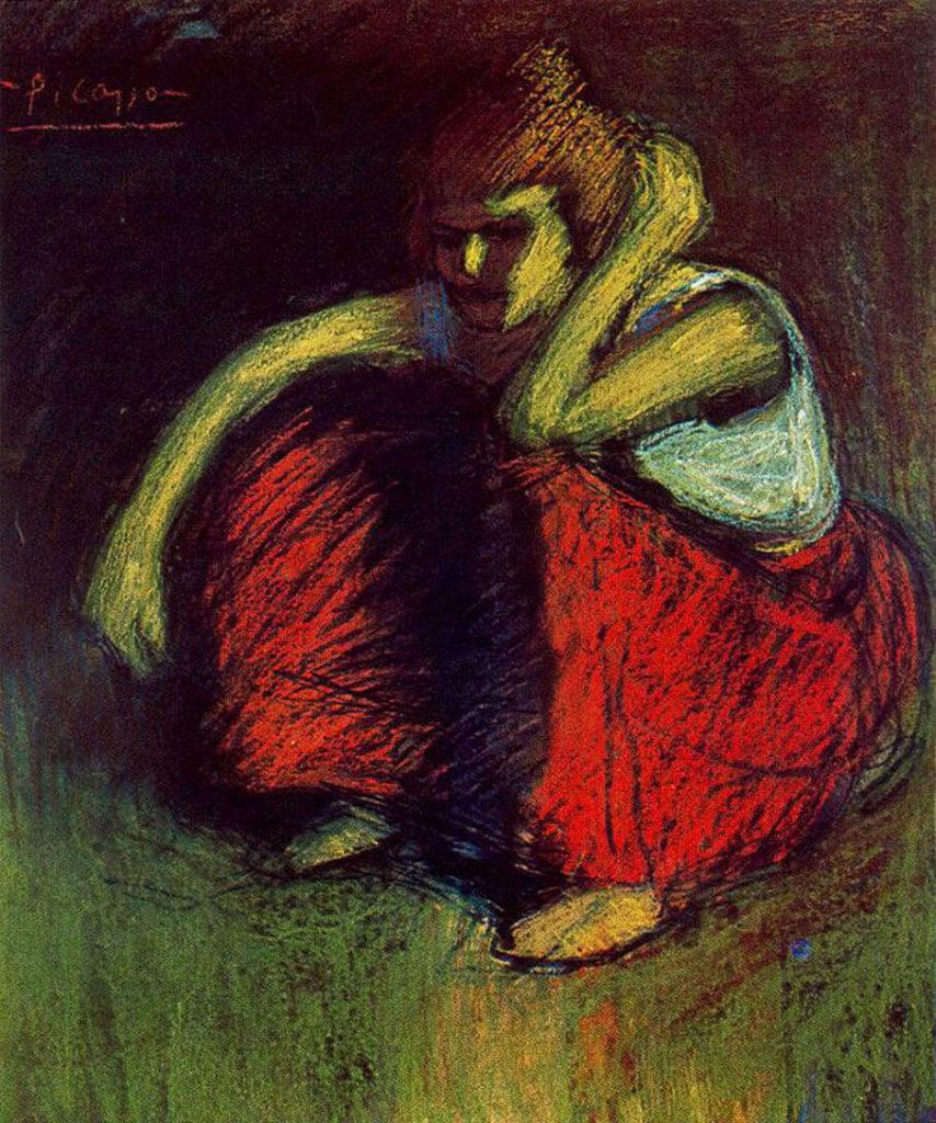 Picasso periodo Cabaret 66