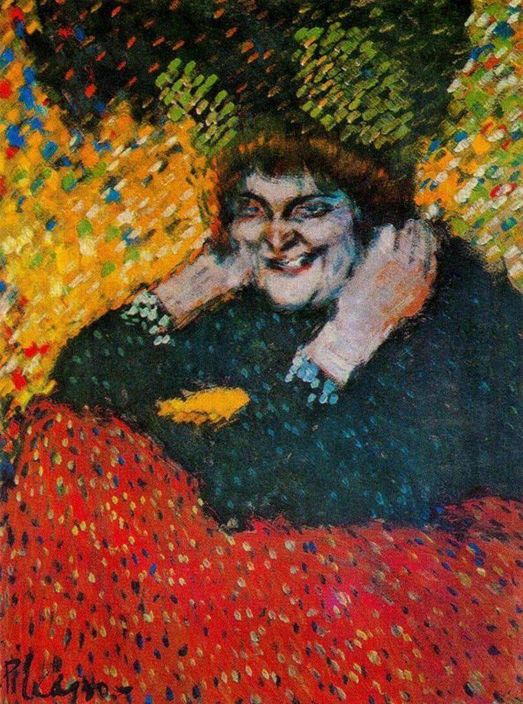 Picasso periodo Cabaret 63