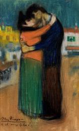 Picasso periodo Cabaret 14