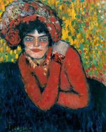 Picasso periodo Cabaret 44