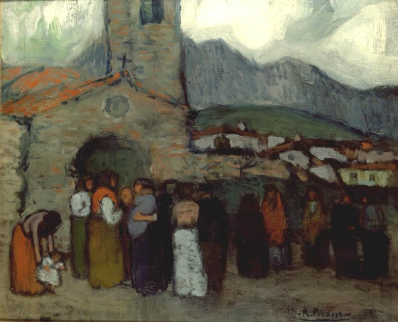 Picasso periodo Cabaret 31