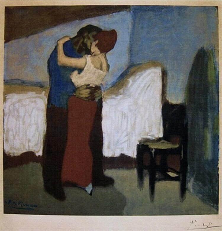 Picasso periodo Cabaret 17