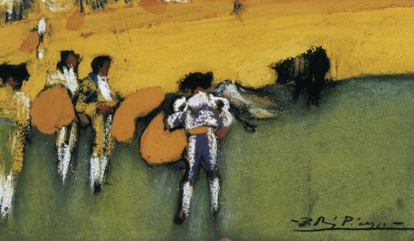 Picasso periodo Cabaret 73