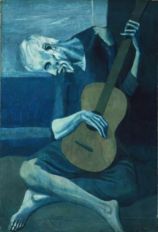 Cronología de la vida de Pablo Picasso, 1881 a 1973 5