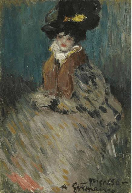 Picasso periodo Cabaret 76