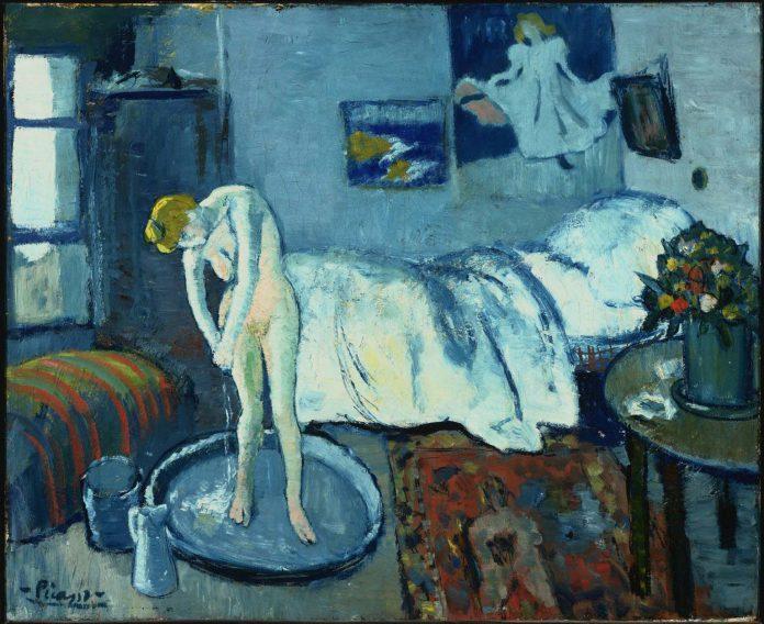 , La habitación azul de Picasso
