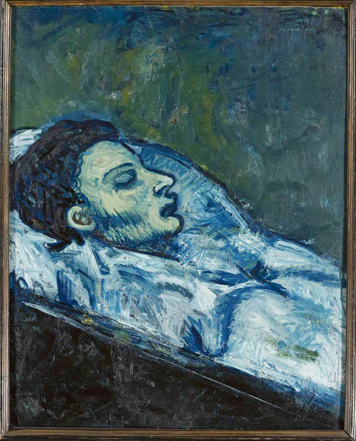 Picasso periodo Cabaret 79