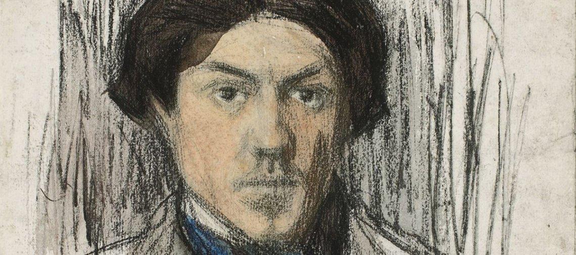 Periodo azul de Picasso 1