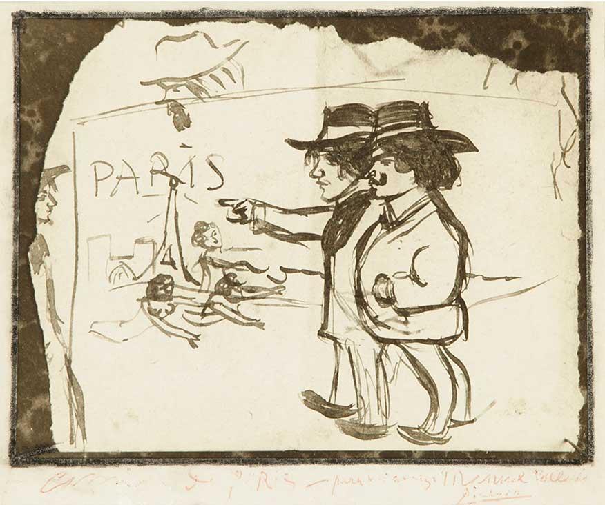 Picasso y Barcelona 48