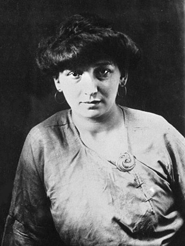 Retrato de Fernande Olivier, 1905.