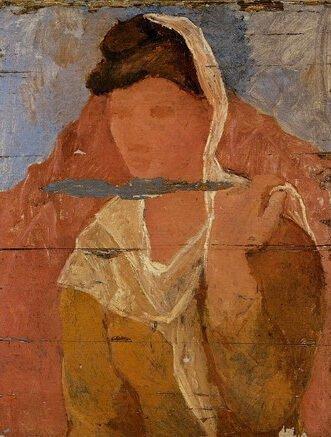 Época Rosa Periodo Rosa de Pablo Picasso, Fernande 1906.