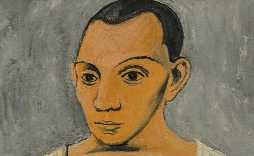 Período Rosa de Picasso 56
