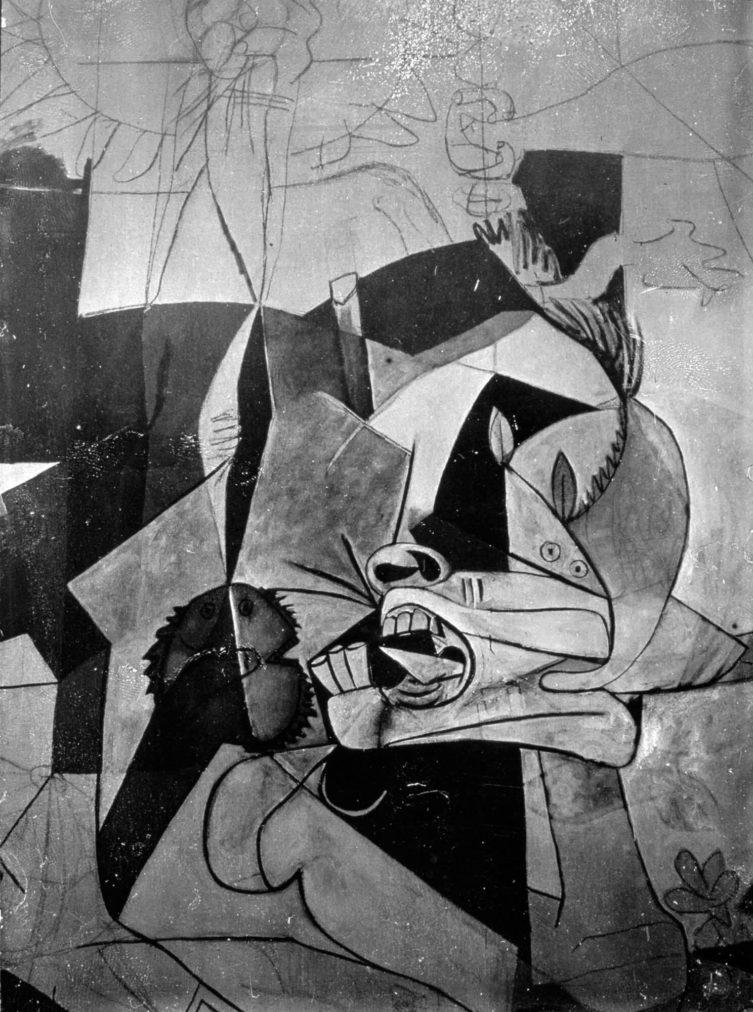 El cuadro Guernica de Picasso 17
