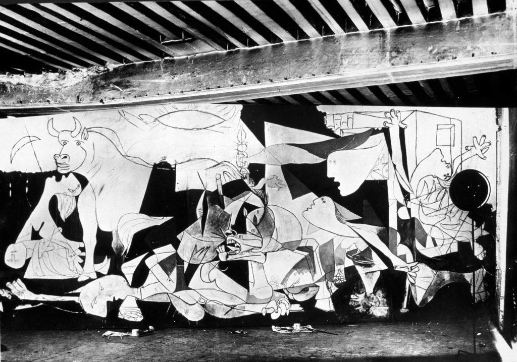 El cuadro Guernica de Picasso 16