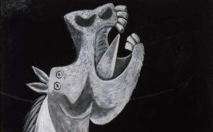 Guernica de Picasso los dibujos