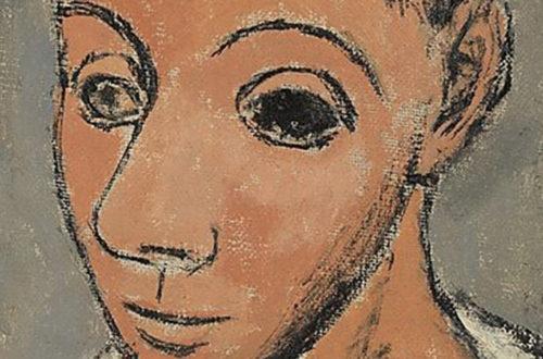 Picasso período Protocubista 57
