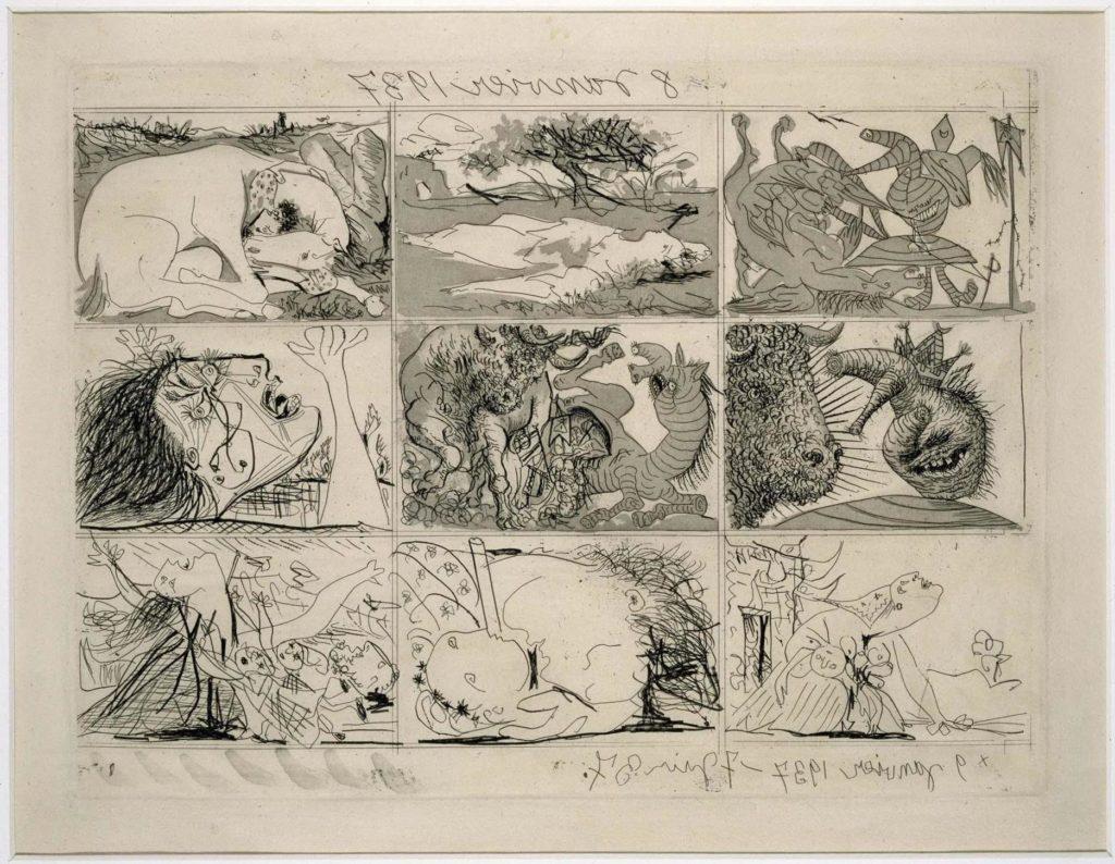 El cuadro Guernica de Picasso 4