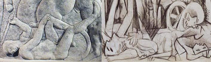 El cuadro Guernica de Picasso 15