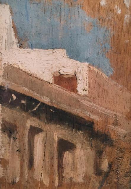 """Picasso, """"Casa"""", Horta de San Joan, junio 1898- febrero 1899."""