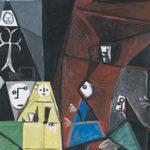 Las Meninas de Picasso 5