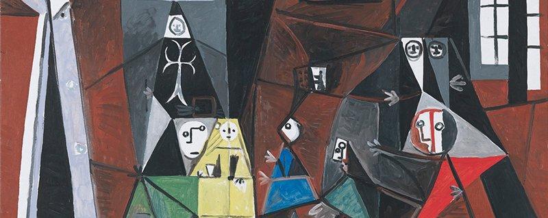 Las Meninas de Picasso 1