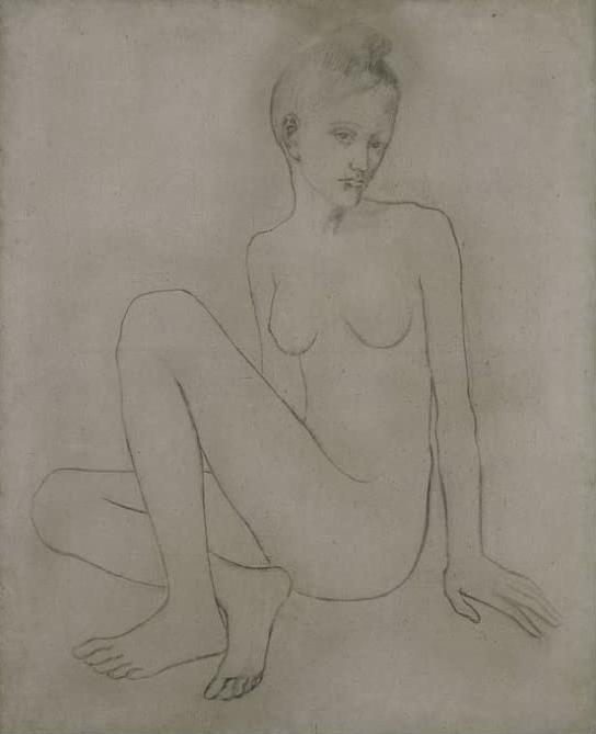 Las mujeres de Picasso. 9