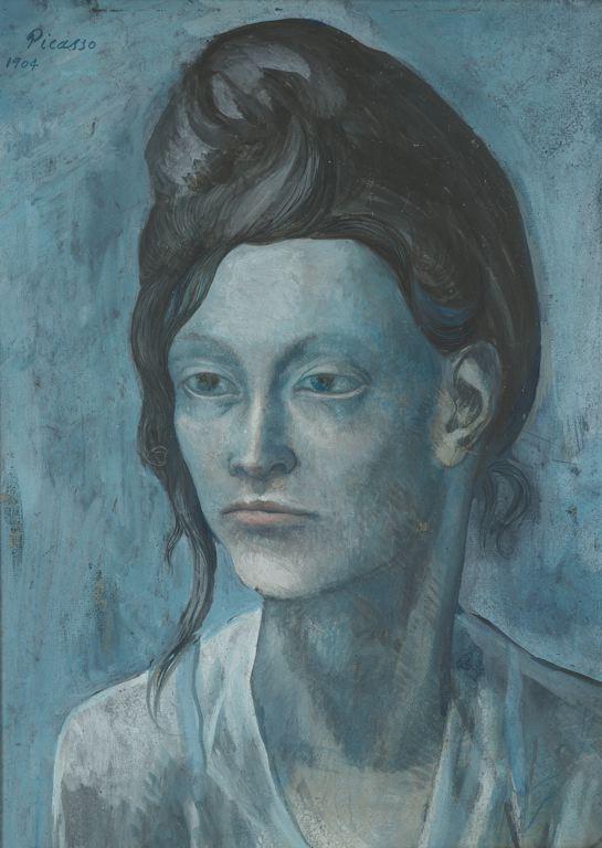 Las mujeres de Picasso. 7