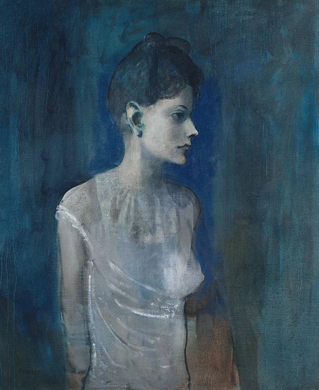 Las mujeres de Picasso. 5