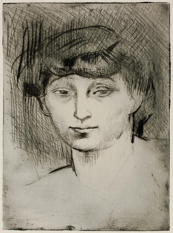 Las mujeres de Picasso. 13