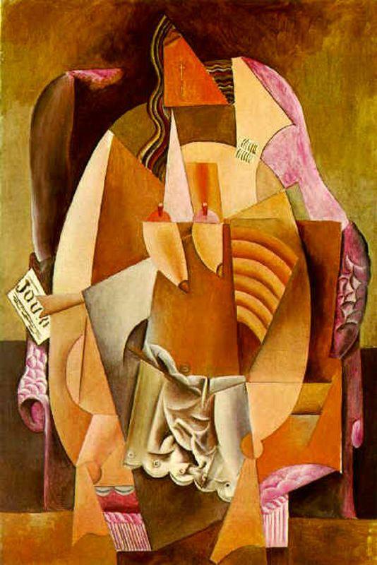 Las mujeres de Picasso. 23