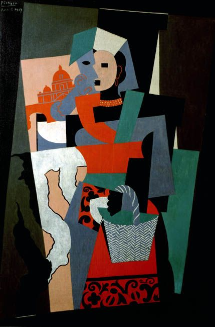 Las mujeres de Picasso. 25