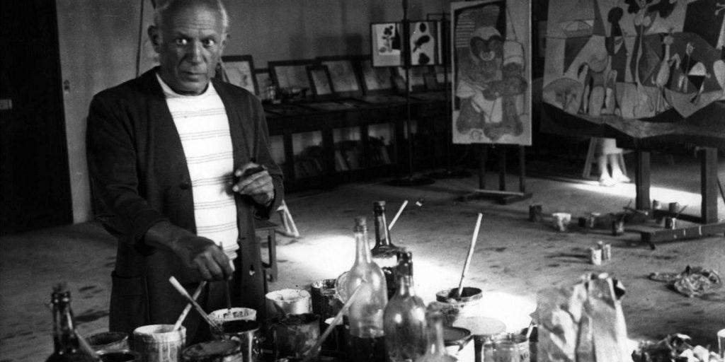 Instantánea de Picasso