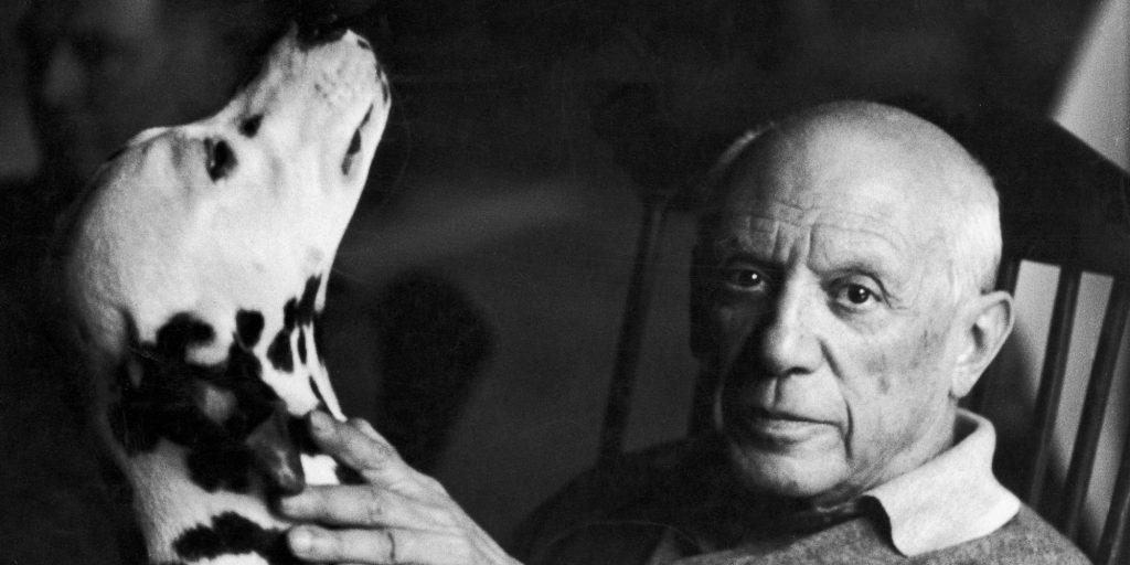 Picasso en California