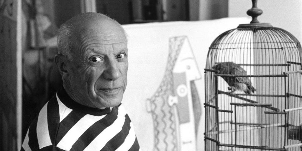 Picasso en Francia