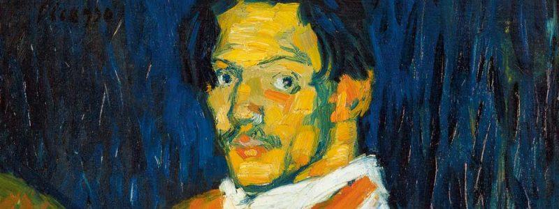 web-Pablo-Picasso-(Spanish,-1881-1973)-Yo-Picasso-(I-Picasso)-1901-Oil-on-canvas-73.5-x-60-cm-Private-collection